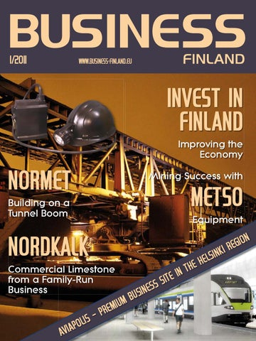 Business Finland 1/2011 by Perhemediat Oy - issuu