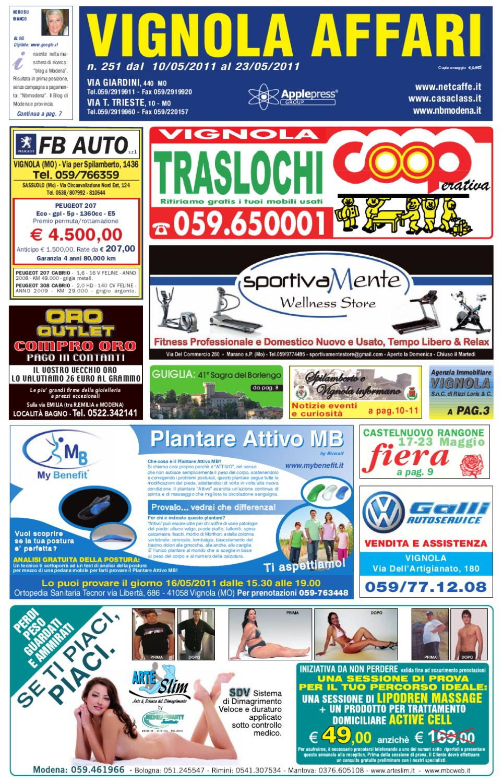 vignola affari by apple press group srl issuu