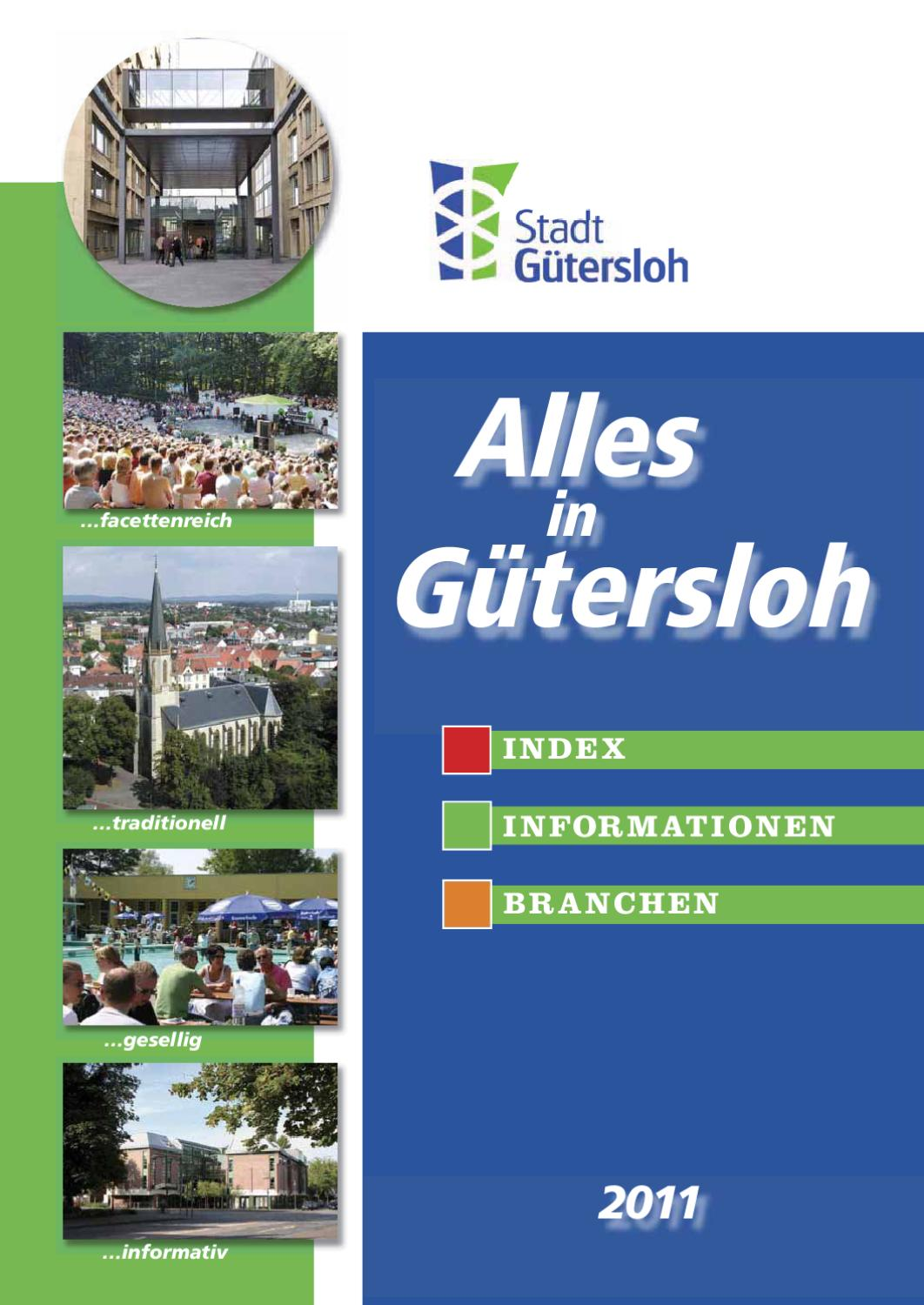 Alles In Gutersloh By Guterslohs Stadtmagazin Issuu