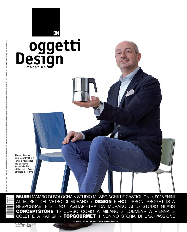 DM oggetti Design Magazine by Board.tv - Johnson Web srl - issuu 884dcdcb007
