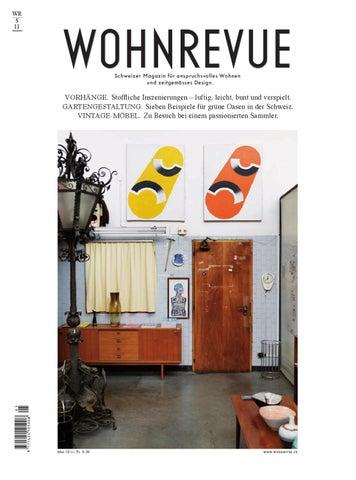 Wohnrevue 05 2011 By Boll Verlag   Issuu