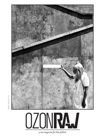 af286d998c32 OZON Raw  Footloose  by OZON Magazine - issuu
