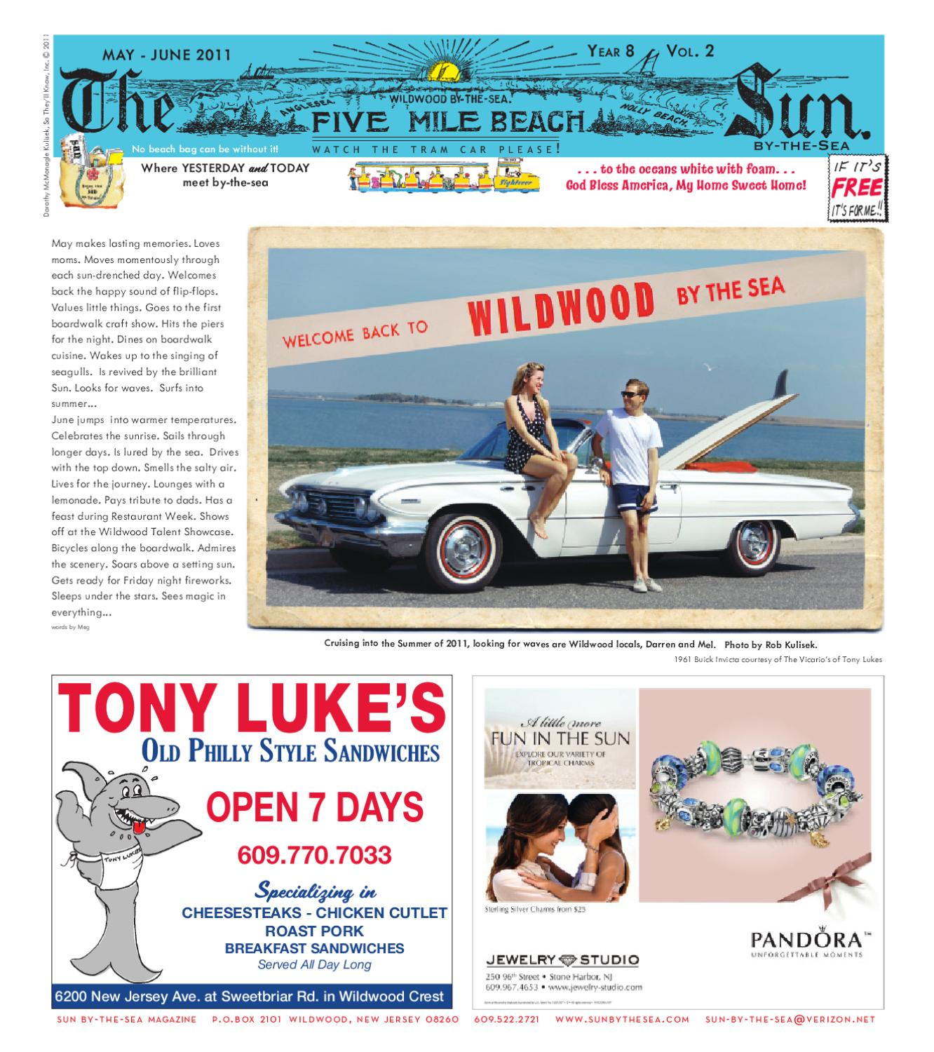 Welcome Back To Wildwood By The Sun By The Sea Issuu