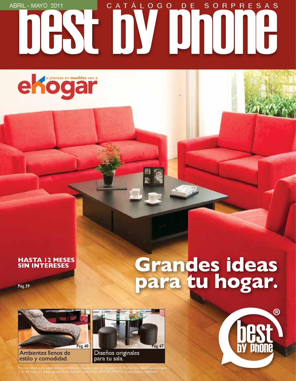 Especial De Muebles Y Hogar Mayo 2011 Compra Por Tel Fono By  # Muebles Liverpool Salas