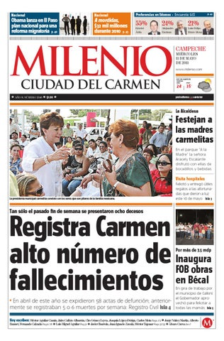 Milenio Cd Carmen by Milenio Carmen - issuu bfa96df6513