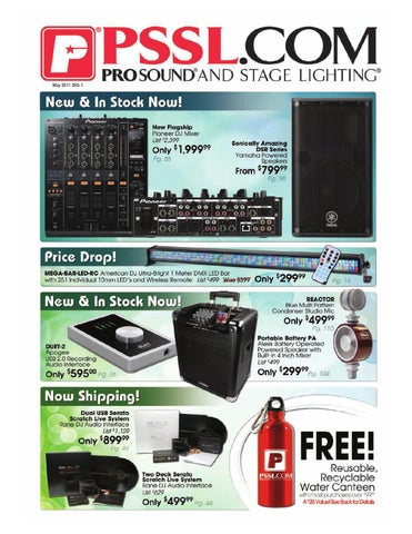 2011-05-May by PSSL.com - ProSound   Stage Lighting - issuu 3d76cb3bc