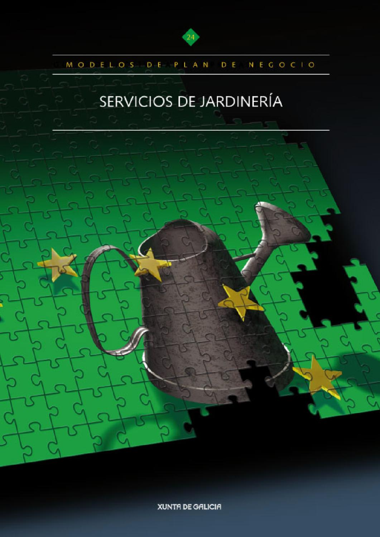 Guia PE Servicio de jardineria by AEDL MIC - issuu