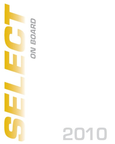 Select Onboard 2010 by Select Magazine - issuu d60a7571b612