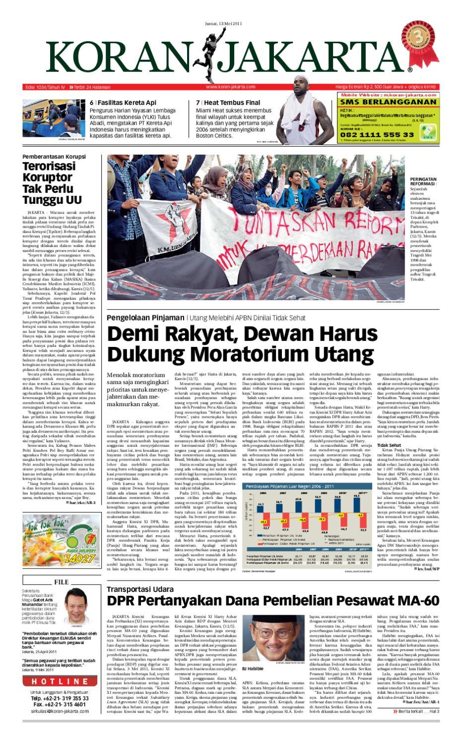Edisi 1034 13 Mei 2011 By Pt Berita Nusantara Issuu Produk Ukm Bumn Kain Batik Middle Premium Sutera
