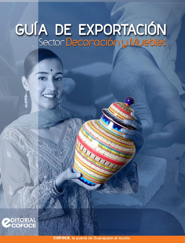 Guía de Exportación Sector Decoración y Muebles by COFOCE - issuu