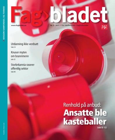 675da85d0368 Fagbladet 2011 05 - SAM by Fagbladet - issuu