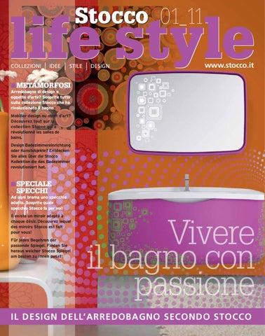 F Lli Stocco Arredo Bagno.Lifestyle Stocco 01 11 By F Lli Stocco S R L Issuu