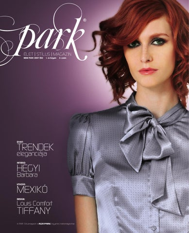 6519ac7789 Park Magazin 2007. I. évf. 2. szám Ősz by MOM Park Retail - issuu