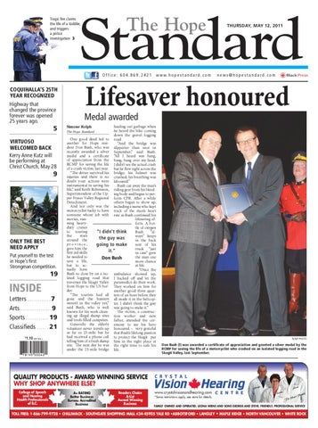 Hope standard thu may 12 2011 by hope standard issuu page 1 the hope standard sciox Choice Image