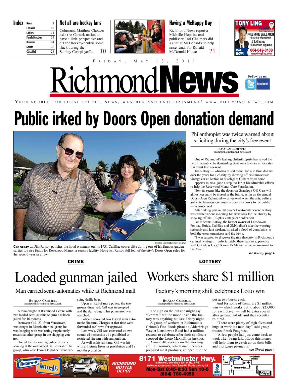 richmond news may 13 2011 by postmedia community publishing issuu rh issuu com