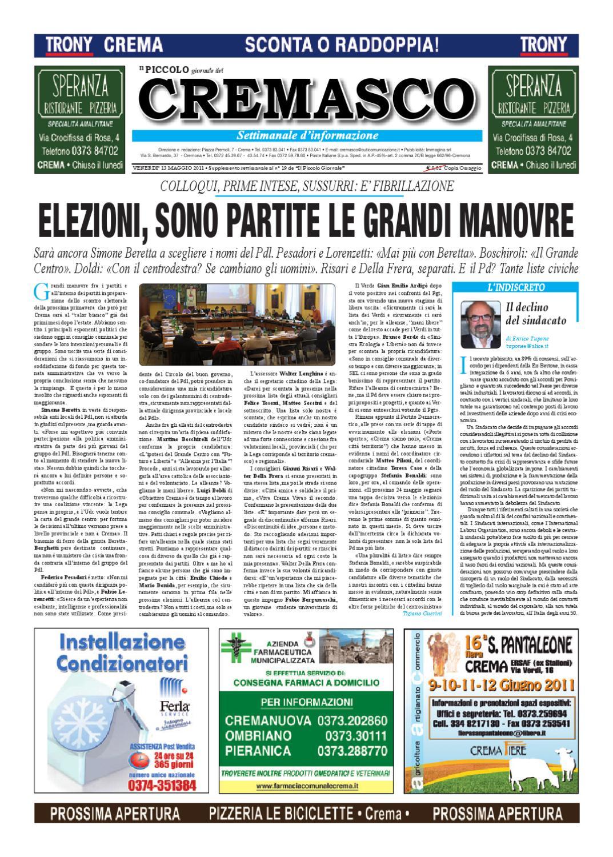 Il Piccolo del Cremasco by promedia promedia - issuu 032b785ea