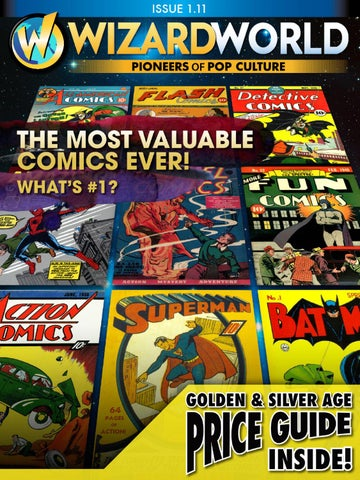 Wizard World Digital Issue 1 11 by Wizard World - issuu