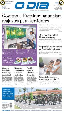 acd58971e4bcd Jornal o dia by Jornal O Dia - issuu