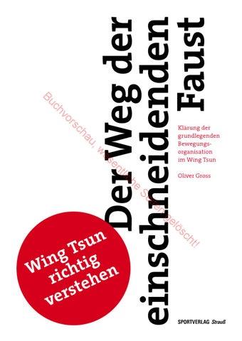 Der Weg der einschneidenden Faust by Kamehaus Köln, Ip Man Wing Tsun ...