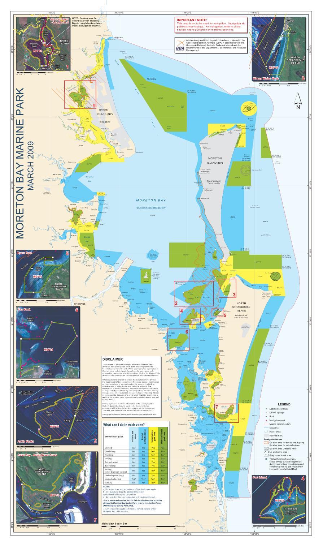 Moreton bay marine park boundaries in dating 5