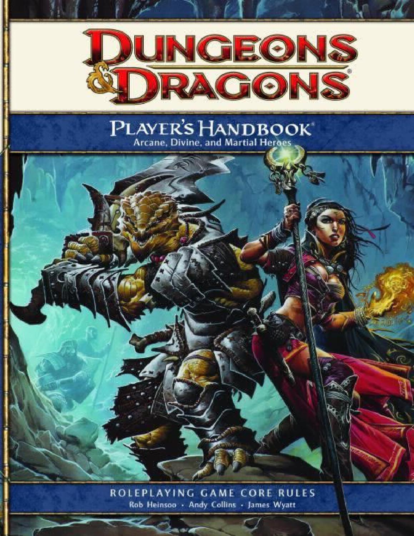 Player's Handbook by Duncan Turley - issuu