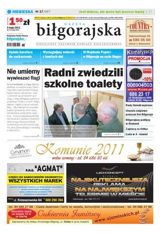 Gazeta Biłgorajska 17 067 By Damian Wolanin Issuu
