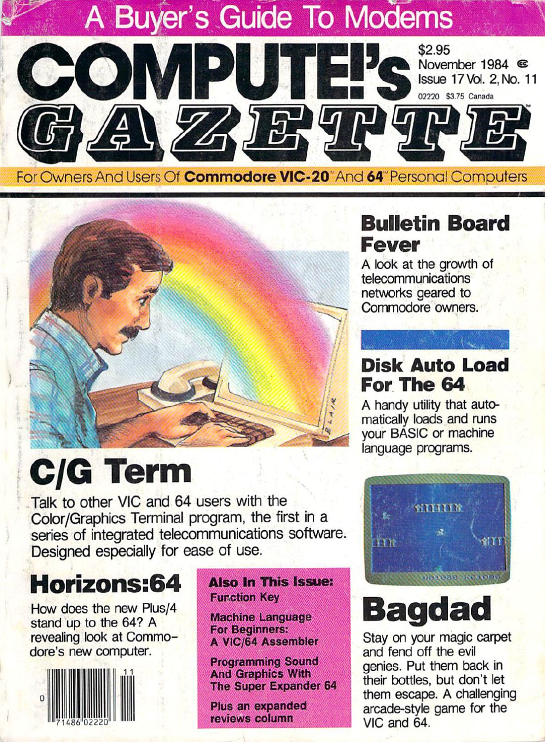 Compute Gazette Issue 17 1984 Nov By Zetmoon Issuu 7530 Msd Rpm Activated Switch Wiring Diagram