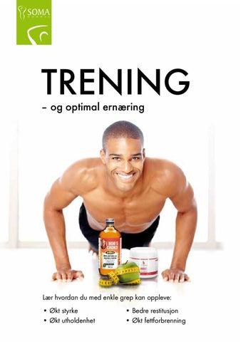 ernæring og trening