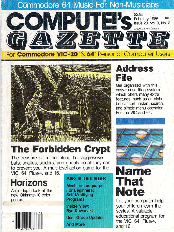 ComputeGazetteIssue201985Feb by Zetmoon issuu