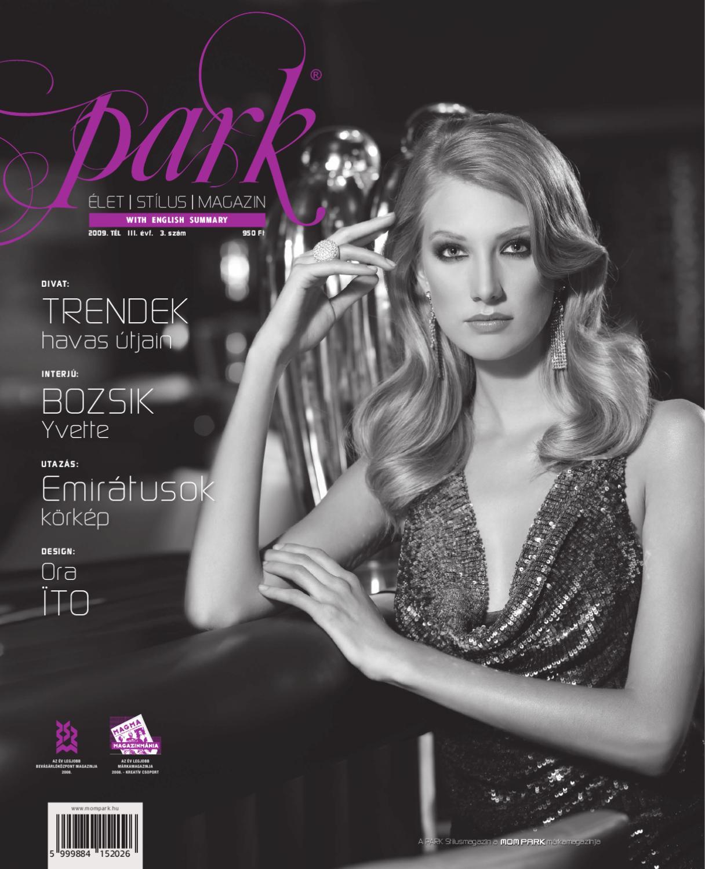 Park Magazin 2009. III. évf. 3 szám Tél by MOM Park Retail - issuu bc233c0397