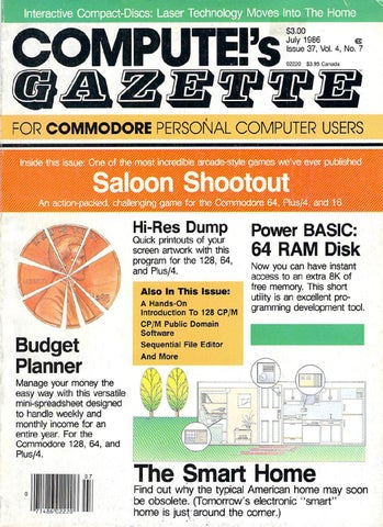 Compute_Gazette_Issue_37_1986_Jul by Zetmoon - issuu