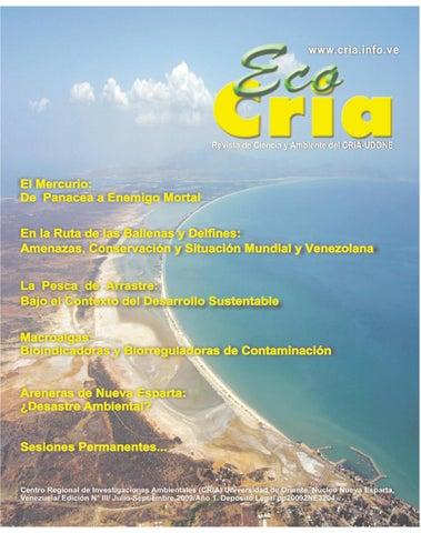 Revista 3 by CRIA UDO - issuu