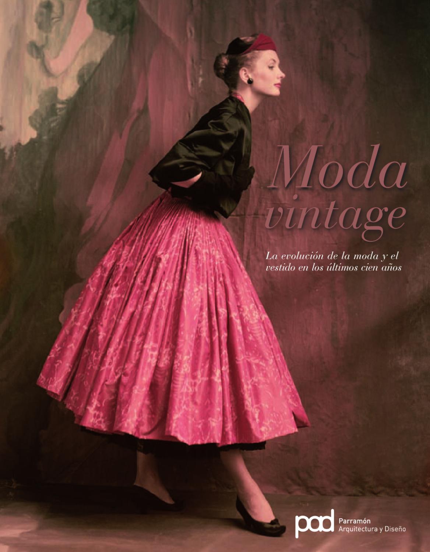 Moda - Moda Vintage by manuel sanchez - issuu