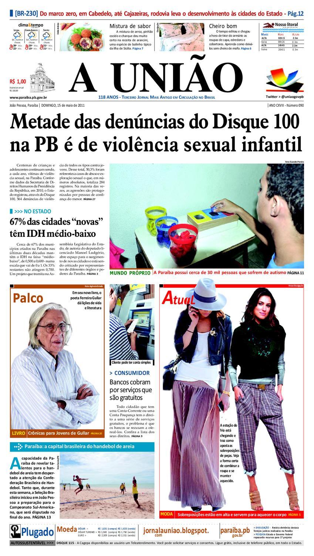 7484ea5602 Jornal A UNIÃO by Jornal A União - issuu
