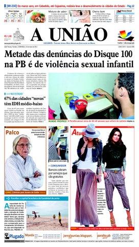 d3cca6b6b73 Jornal A UNIÃO by Jornal A União - issuu