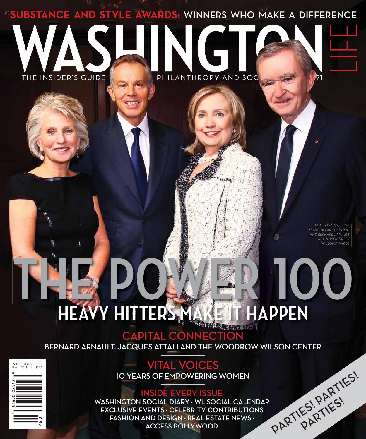Washington Life Magazine May 2011 By Washington Life Magazine Issuu