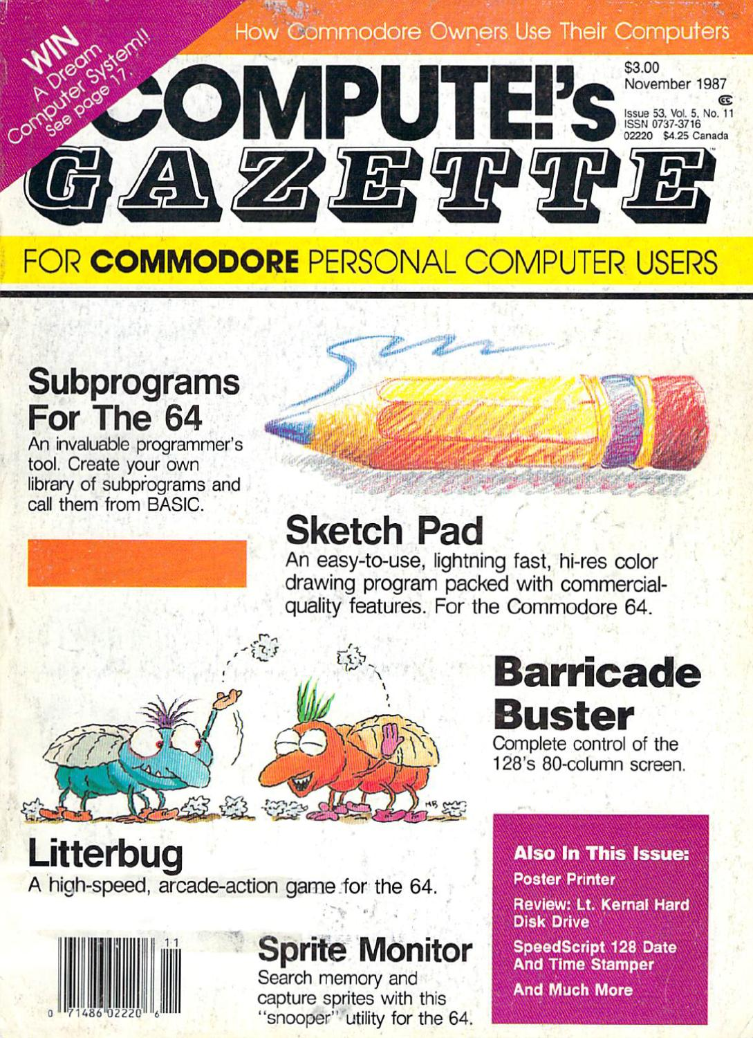 Compute_Gazette_Issue_53_1987_Nov by Zetmoon - issuu
