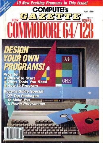 0cc366961b8e Compute Gazette Issue 70 1989 Apr by Zetmoon - issuu