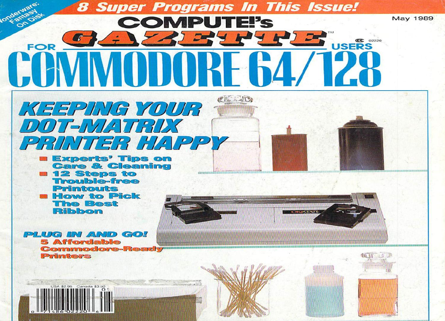Compute_Gazette_Issue_71_1989_May by Zetmoon - issuu
