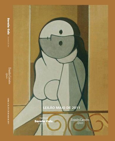 be73b096d8257 Catálogo de maio de 2011 by Soraia Cals Escritorio de Arte - issuu
