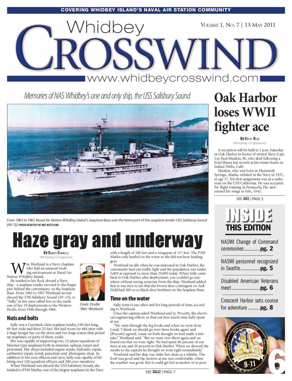 USS SALISBURY SOUND AV-13    Y US NAVY SHIP PATCH