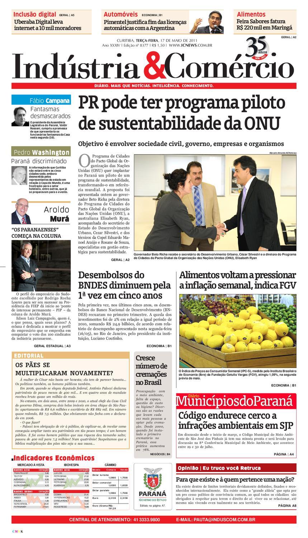 17-05-11 Indústria Comércio by Diário Indústria   Comércio - issuu 1572b3dcd0
