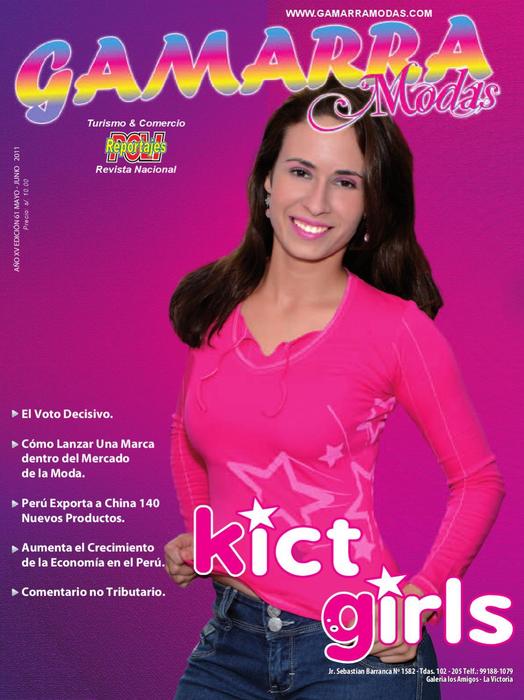 Revista Gamarra Modas Edición N° 61. by gamarra modas - issuu