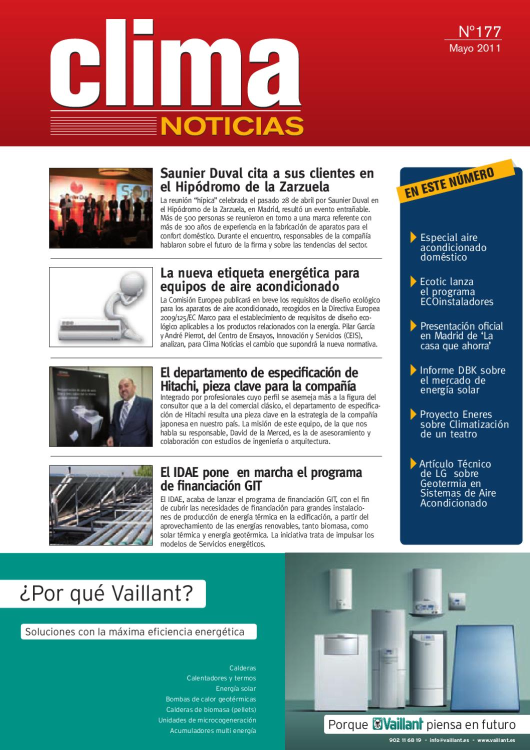 Climanoticias - 177 by Digital Newspapers S.L. - issuu