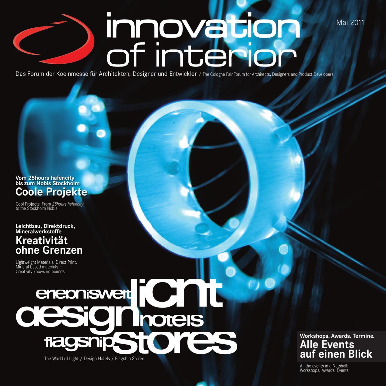 innovation of interior magazin 2011 by Martina Lorbach - issuu