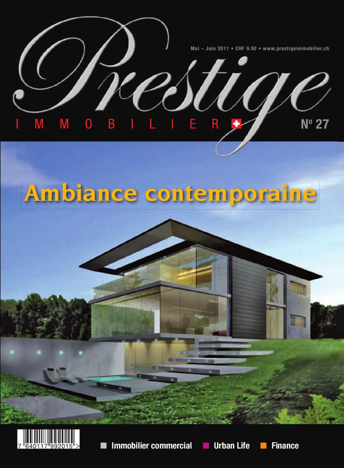 27 Plurality Presse Prestige immobilier Prestige by n° CsdBtQrxh