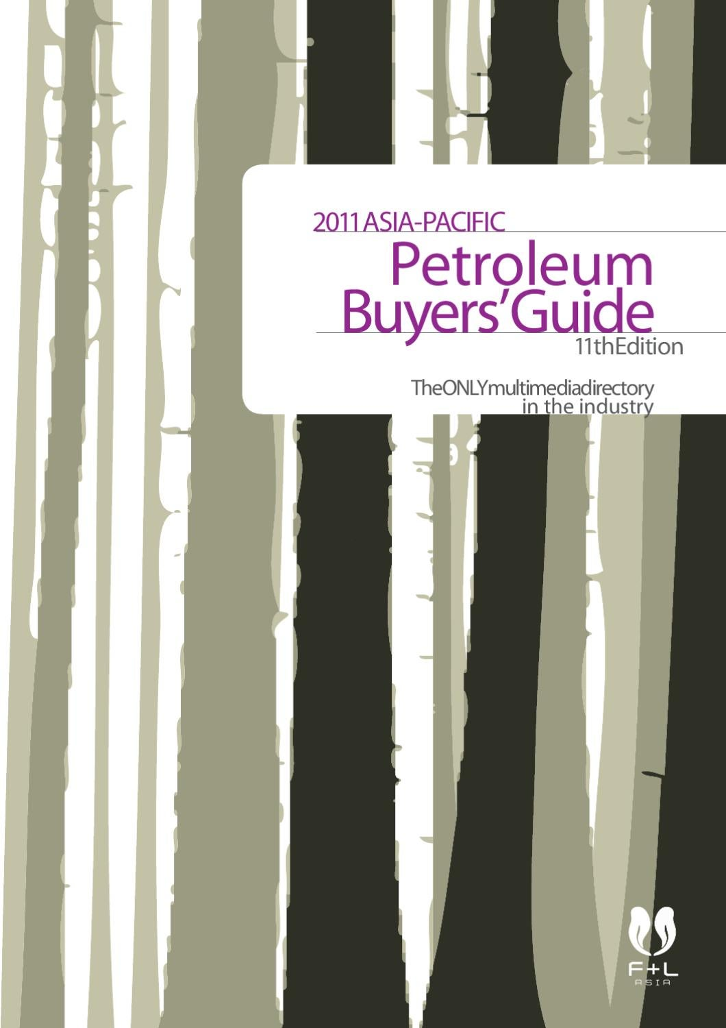 11th Asia-Pacific Petroleum Buyers' Guide by F+L Asia - issuu
