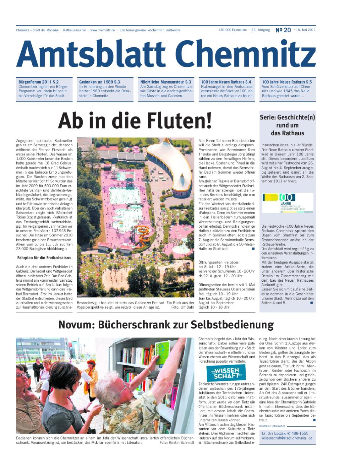 /20110518_Amtsblatt_Chemnitz by Page Pro Media GmbH - issuu