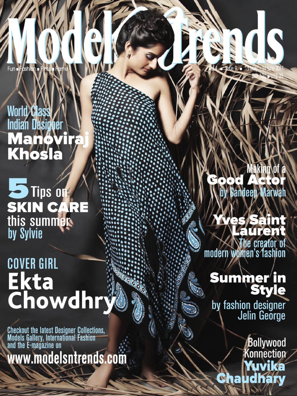 5148763641b6 Models n Trends - May 2011 by Tarun Karan - issuu