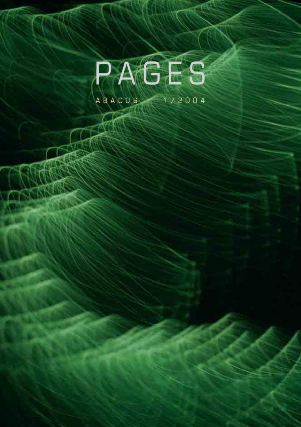 Kundenmagazin Pages Ausgabe 12004 By Abacus Research Ag Issuu